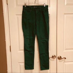 Levi's Jeans - Levi's green jeans